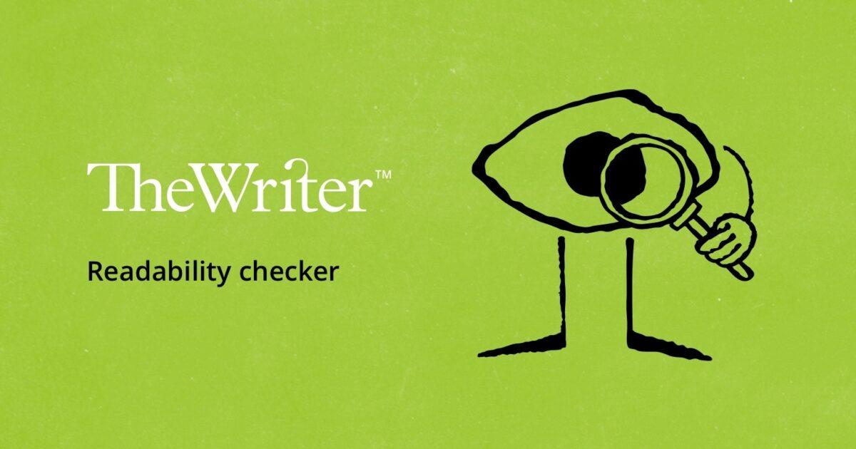 Readability checker